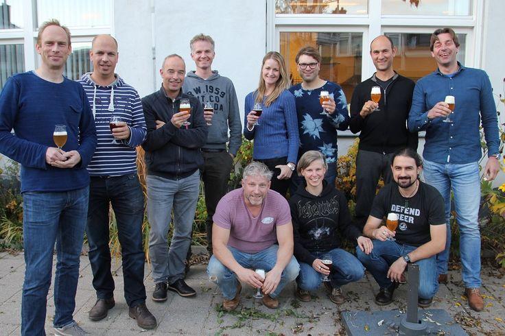 Workshop bierbrouwen 29 oktober 2016 | De Bierpionier
