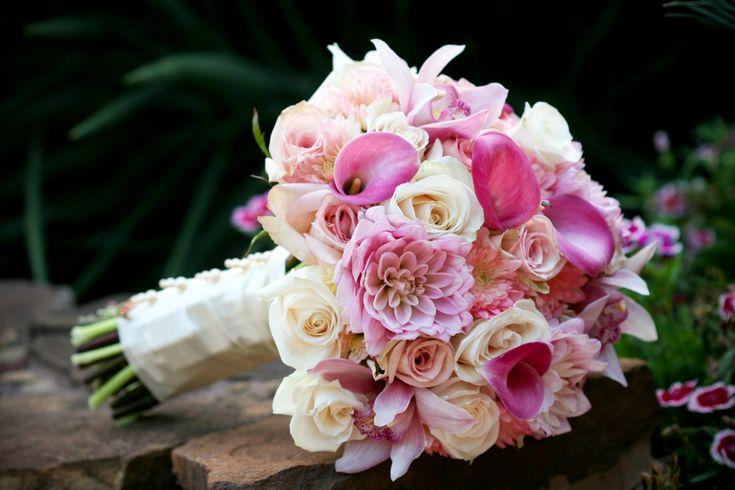 pink bridal bouquet - Sök på Google
