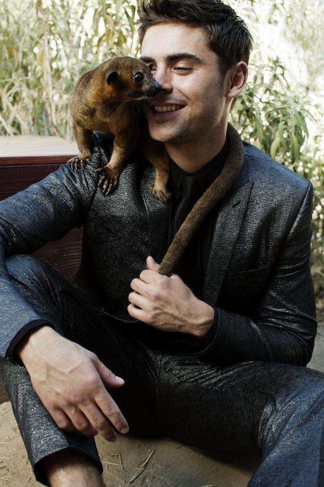 """Zac Efron no ensaio para a revista """"BlackBook"""" feito pelo fotografo Doug Inglish com styling por Christopher Campbell"""