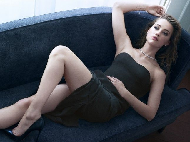 Amber Heard Interview - Febraury Marie Claire | Marie Claire