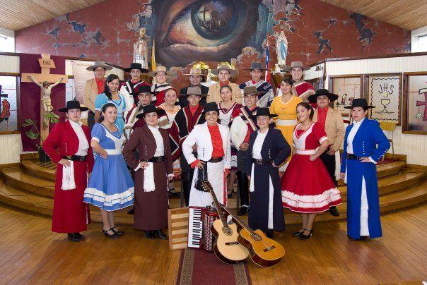 """Conjunto San Pedro de Angelmó celebrará aniversario con gala """"20 Años para el Folklore"""""""