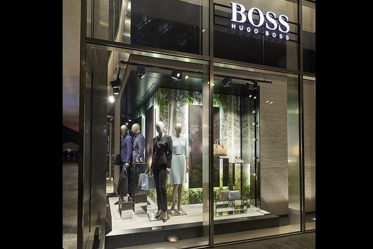 Hugo Boss Primavera Estate 2015 Milano