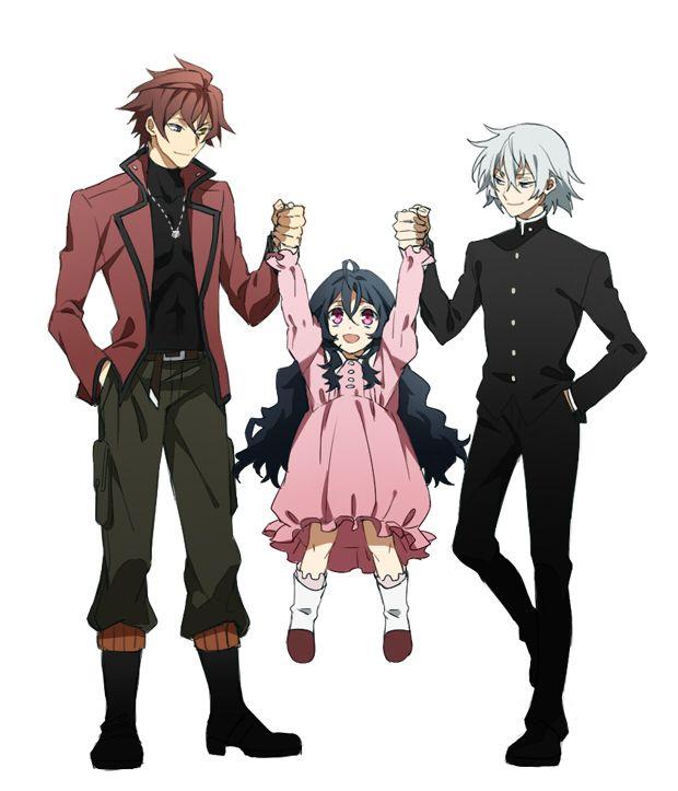 Tags: The Unlimited, Zettai Karen Children, Hyoubu Kyousuke, Andy Hinomiya, AnHyou, Yugiri
