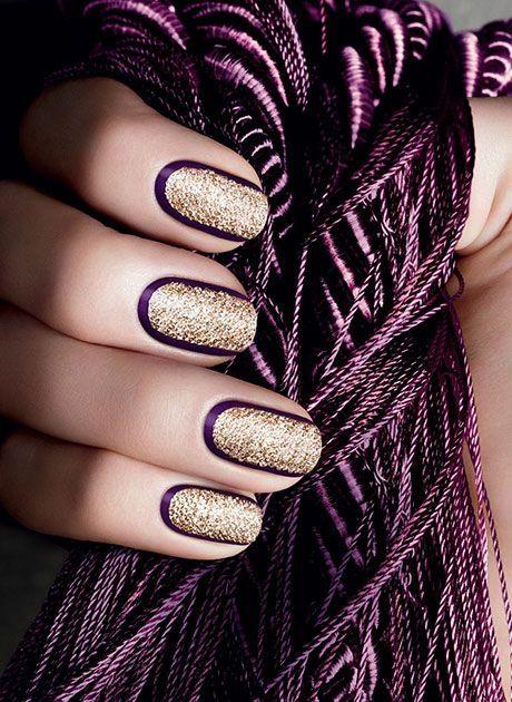 Top 50 Wonderful Nail Art Designs 2016