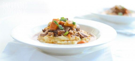 Slow Cooker Lamb Shanks with Mash Potato This recipe was prepared using Breville's Flavour Maker® see our review. If you're new to slow cooking then add this hearty, nutritious and delicious family meal to the top of the list to try next. Nutrition Note: Our lamb shanks are a flavourful, winter warmer for the whole …