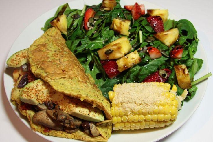 Best Vegan Omelette