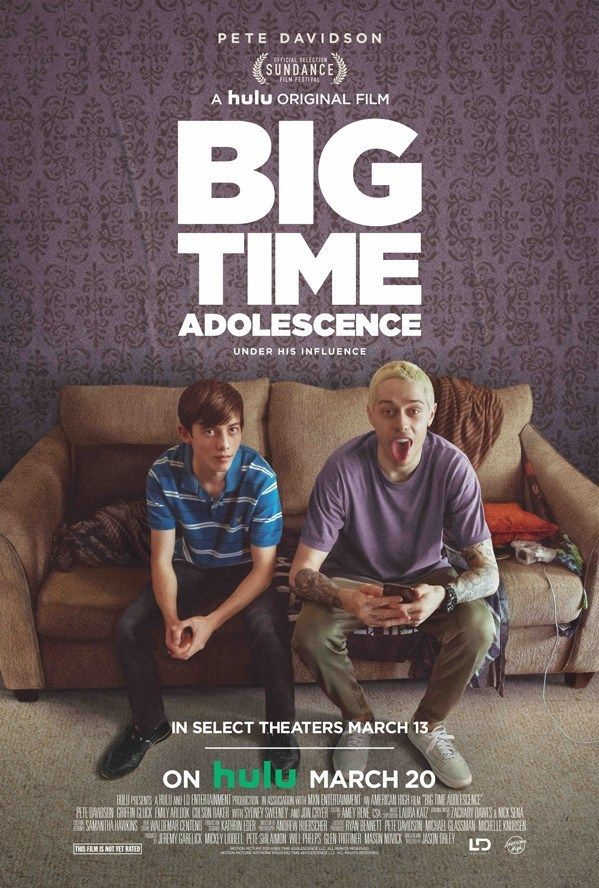 Movie Review Big Time Adolescence Griffin Gluck Good Movies Big Time