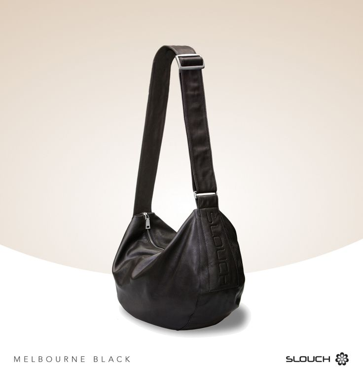 Melbourne Black – slouch Bag Love this...