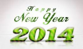 Happy New Year 2014 - Limetime Blog