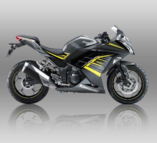 4 Motor Kawasaki Terbaik Ninja 250 SE, ABS & Beet Performance