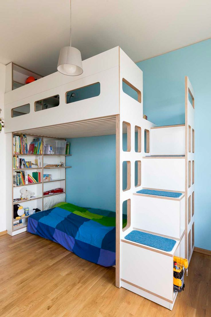 Kidsroom IdeasBild von Kleine Kaiser Hochbett selber