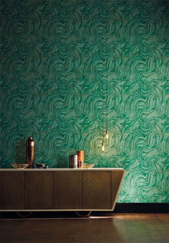Palmettos fängslande mönster har inspirerats av tidiga morgonpromenader genom daggtäckt skog och strosande i skymning genom väldoftande trädgårdar. Kollektionen fångar 1800-talets botaniska iver och 1920-talets extravagans som möter moderna organiska siluetter. Art.nr 110918