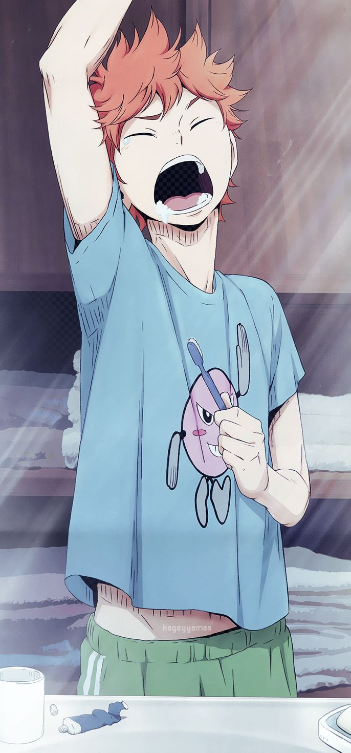 Hinata Shouyo   My Sunshine   Haikyuu!!   Anime