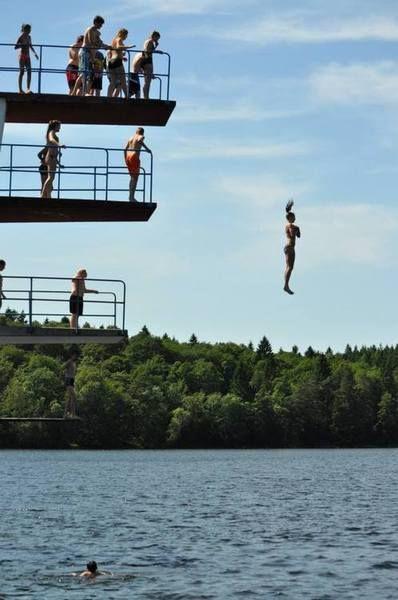 #Freizeittipp: Es wird noch mal schön in Deutschland. Nutzt die letzten Sonnenstrahlen und sagt eurem Lieblingssee mit einem Besuch aufwiedersehen!