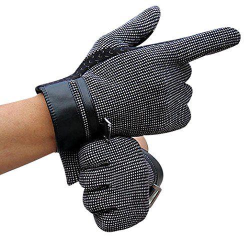Tefamore Mode Hommes Touch Screen hiver gants de sport en plein air: 100% tout neuf et de haute qualité Matière: Mélange de coton Style de…