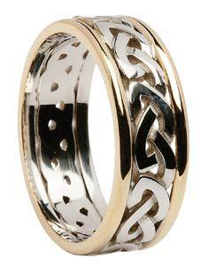 Soul Mate Scottish Wedding Rings