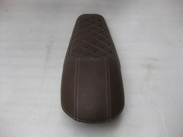 Motorcycle Seats Direct - 1978 - 1982 Honda CX500 Deluxe Standard / Shadow or CX400 Cafe Racer Seat with modified motorcycle seat pan