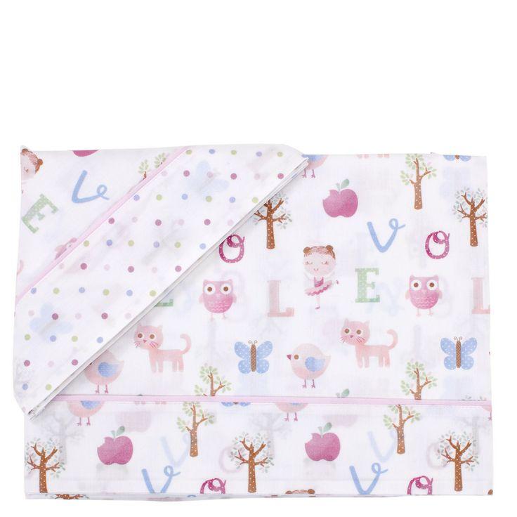 M s de 1000 ideas sobre ropa de cama para cuna en - Vestir cuna bebe ...