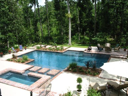 Swimming Pool Repair Questions : Best custom pools images on pinterest