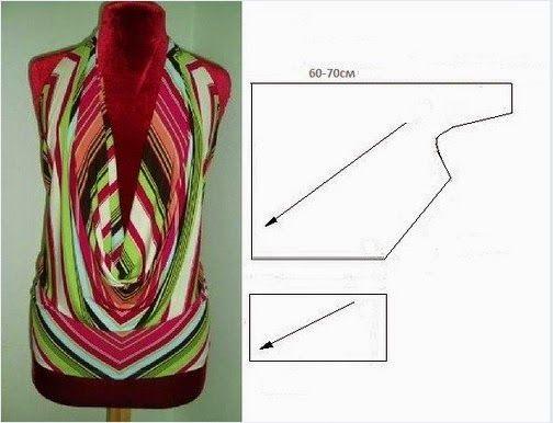 DRAPEADO ~ Moda e Dicas de Costura