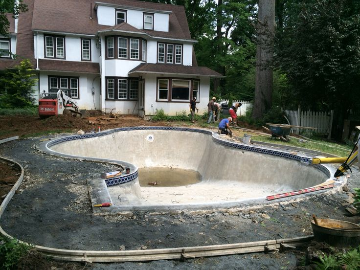 17 best images about pool renovations before after on for Pool renovations