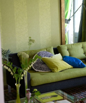Kalpana from the popular Designers Guild Amrapali collection