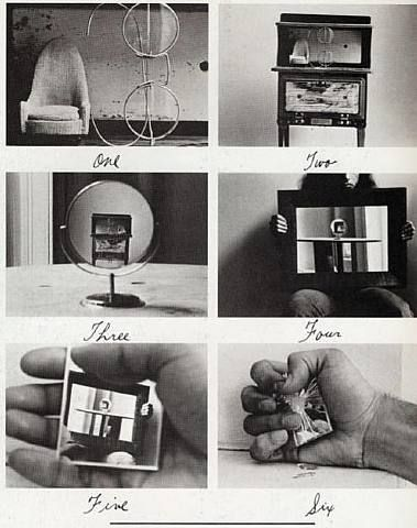 True genius! Picture by photographer Duane Michals