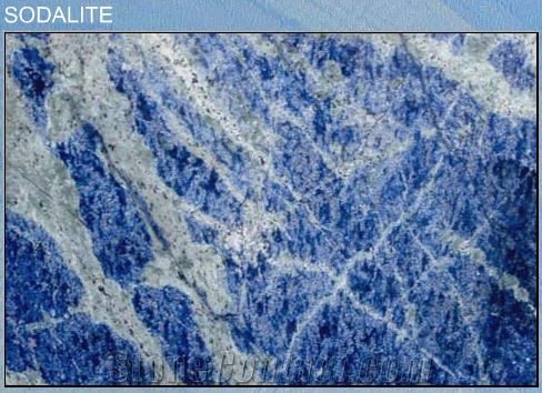 Charmant Sodalite Blue Granite Slabs Tiles, Namibia Blue Granite From Italy    StoneContact.com