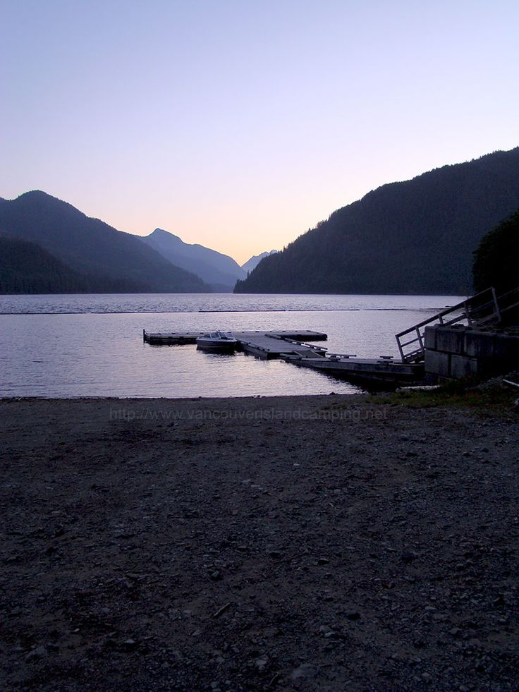 Muchalat Lake Campground (With images) | Lake boat ...