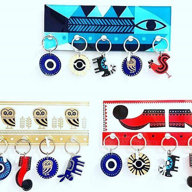#repost from @its_all_greek_to__me - #graciousgreece #owl #mythology #goddess #wisdom #knowledge #gold #plexiglass #wall #keyholder #collection #greekdesigners #greekbrandnew #souvenirs #greece #homedecor #happiness #memorabilia #unique #gift #shop #greek #itsallgreektome #product #design#ilovekos #madeingreece #greekislands  #kosiland