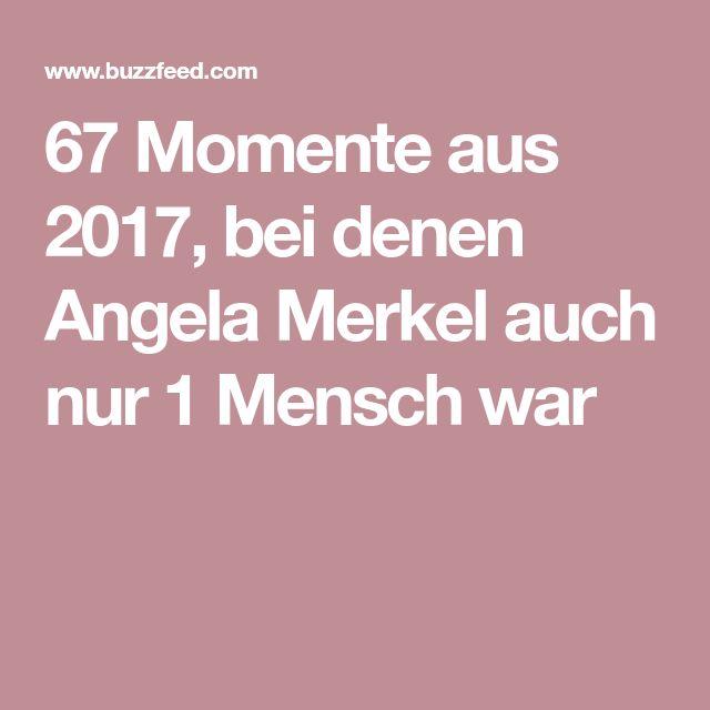 64 Momente aus 2017, bei denen Angela Merkel auch nur 1 Mensch war - rauchmelder in der küche