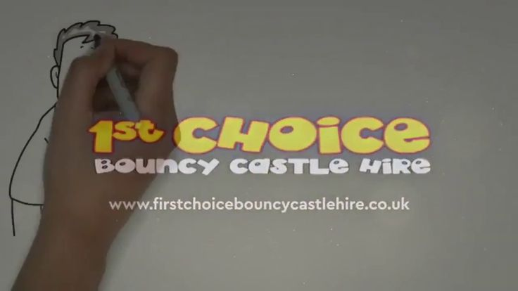 When booking a bouncy castle your not just trusting the company with a small thing. When you have planned your party its very important that you have trust in the company you book with. That why at 1st choice bouncy castle hire we take your trust in us very seriously and always aim to please our customers. please see website for more details at www.firstchoicebouncycastlehire.co.uk