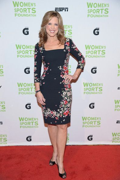 Hannah Storm Photos: Arrivals at the Salute to Women in Sports Awards