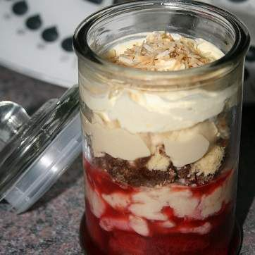 Recipe Lamington Trifle by GidgetC - Recipe of category Desserts & sweets
