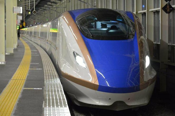 E7系・北陸新幹線|おじゃかんばん『鉄道フォト集』