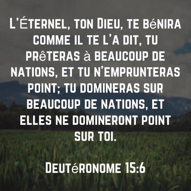 Epingle Par Paule Valerie Sur Holy Bible L Eternel Deuteronome Bible
