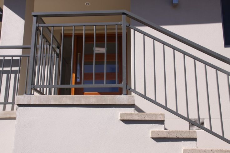Balusters with Dbl Top Rail