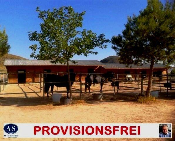 *Super Günstig* in Lorca (Süd-Spanien) Pferderanch auf 138.000 qm Grundstück provisionsfrei zu verkaufen!  http://www.as-makler.de/html/_in_lorca_sud-spanien_pferdera.html
