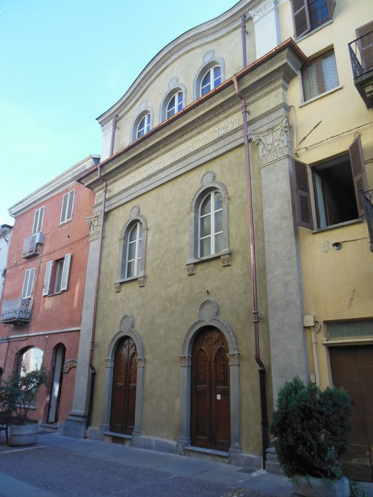 Cuneo e dintorni: Sinagoga, Cuneo