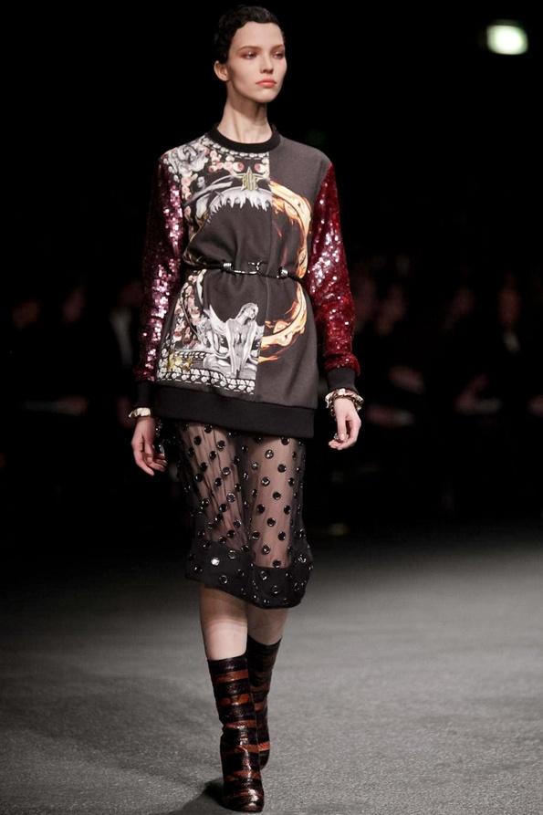 #Givenchy #RiccardoTisci #aw13