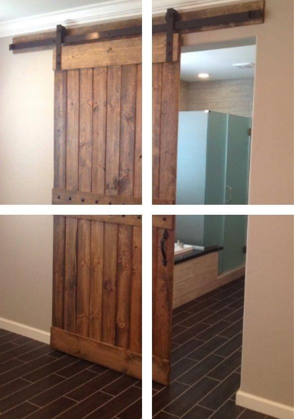 Indoor Sliding Barn Doors Barn Door Style Interior Doors