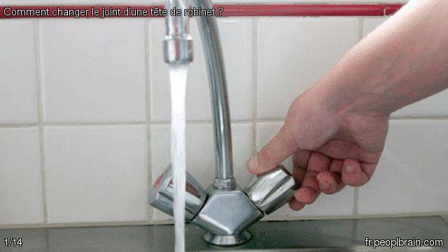 Comment changer le joint d'une tête de robinet ? Wikimat, initiative de Kiloutou nous montre comment réparer un robinet qui goute à cause du joint. Le guide facile et complet ici: https://fr.peoplbrain.com/tutoriaux/bricolage/changer-le-joint-d-une-tete-de-robinet  Apprenez-nous ce que vous savez faire sur PeoplBrain