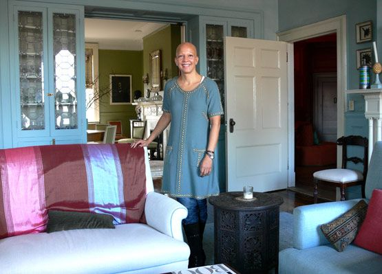Sheila Bridges In Her Harlem Apartment Photographs By Jeffrey Hirsch