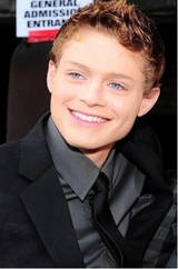 Super-cute Sean Berdy, currently starring in ABC Family's Switched at Birth