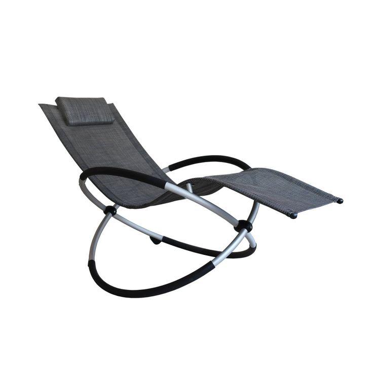 Die besten 25+ Schaukelstuhl garten Ideen auf Pinterest Stuhl - ausergewohnliche relax liege hochster qualitat