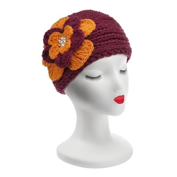 Mejores 17 imágenes de Crochet Headband en Pinterest | Punto de ...