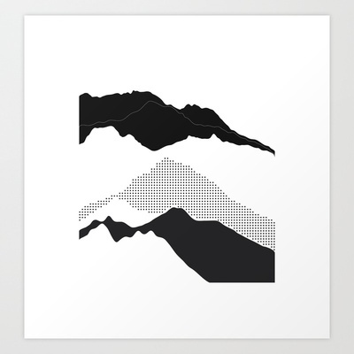Closing Sequence Art Print by Justin Cooper - $21.00