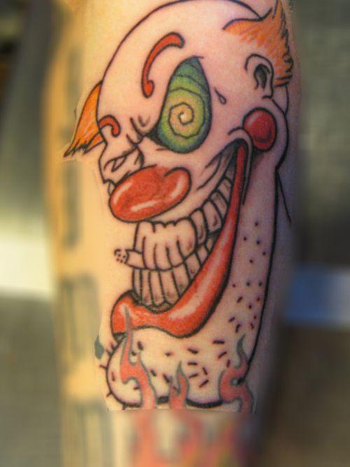 Tatto Crazy Art Ideas: 39 Best Crazy Joker Tattoos Images On Pinterest