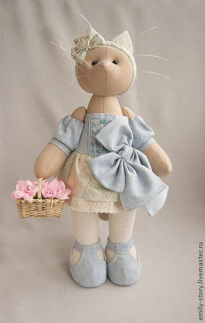 Toy animals, handmade.  Fair Masters - handmade Arlet.  Handmade.