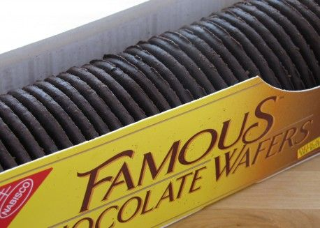 Nabisco Famous Chocolate Wafer Pie Crust